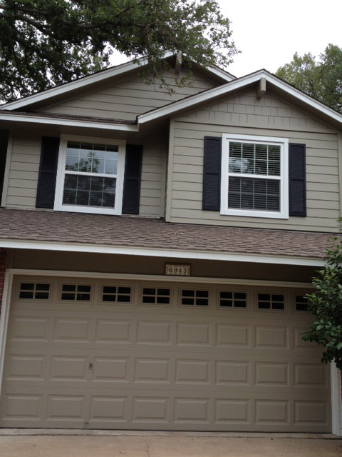 Perfect JamesHardie Siding Job by JP Construction