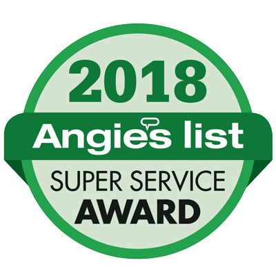 JP Construction - Super Service Award - 8 Years In A Row