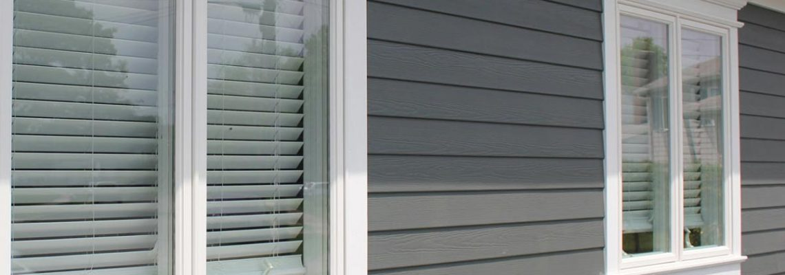 Vinyl And Fiber Cement Siding Installation
