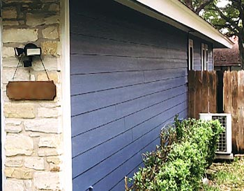 Brushy Creek Siding and Window Installation - JP Construction